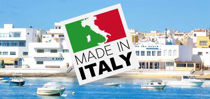 Italiani a Corralejo